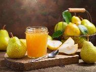 Рецепта Мармалад от круши с орехи, джинджифил и канела (зимнина)